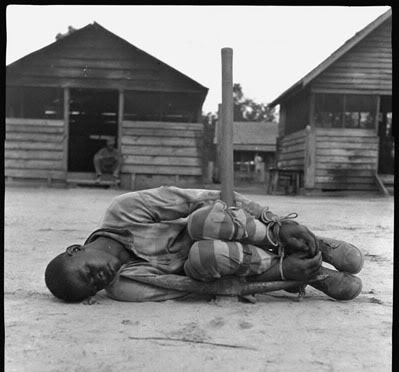 Punishment in a 1930's Georgian labor camp
